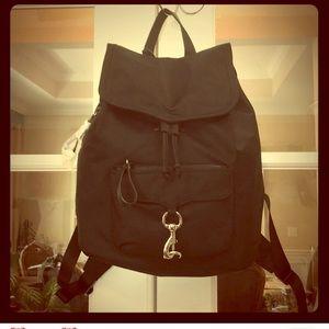 Rebecca Minkoff Bikeshare black backpack